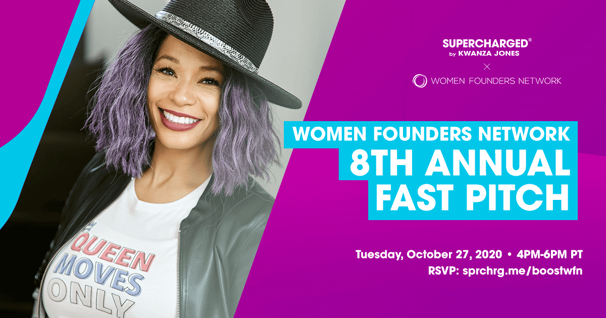 SUPERCHARGED - women founders network